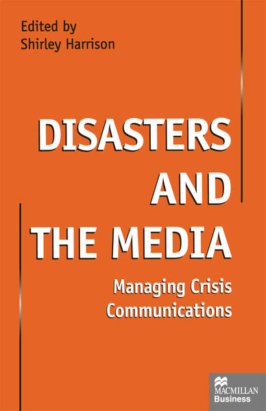 Disasters and the Media - Coverbild