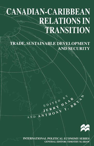 Canadian-Caribbean Relations in Transition - Coverbild