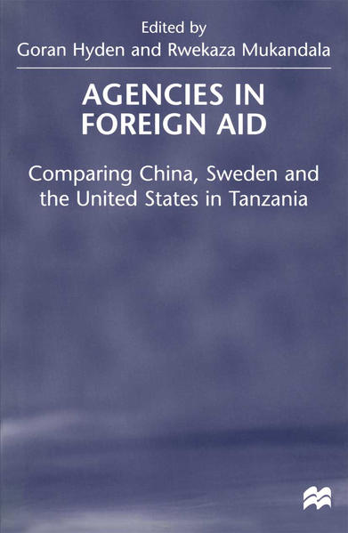 Agencies in Foreign Aid - Coverbild