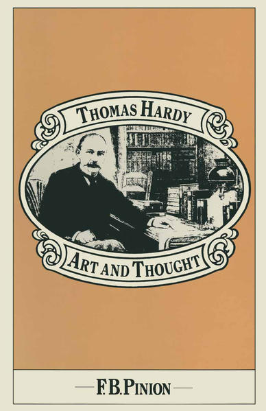 Thomas Hardy: Art and Thought - Coverbild