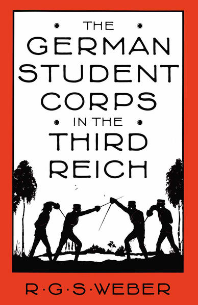 The German Student Corps in the Third Reich - Coverbild