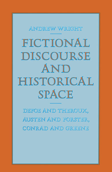 Fictional Discourse and Historical Space - Coverbild