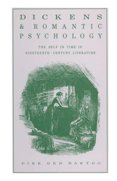 Dickens and Romantic Psychology - Coverbild