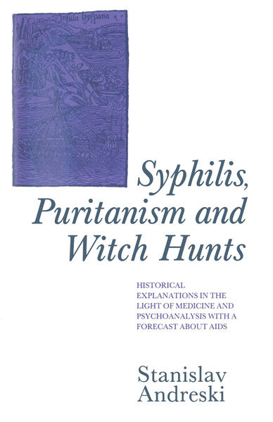 Syphilis, Puritanism and Witch Hunts - Coverbild