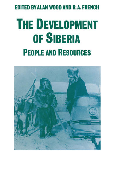 The Development of Siberia - Coverbild