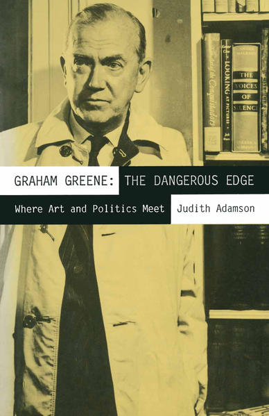 Graham Greene: The Dangerous Edge - Coverbild