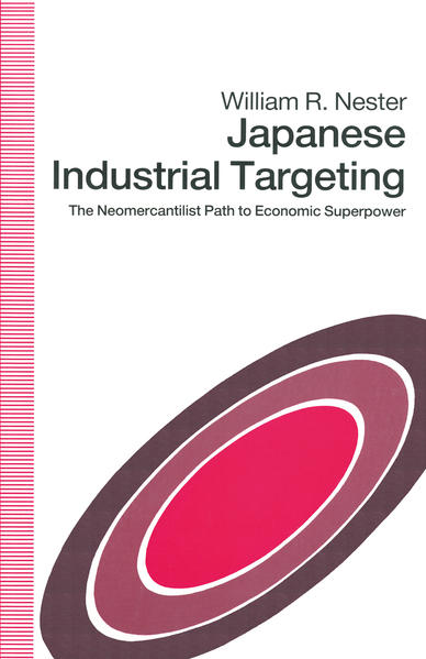 Japanese Industrial Targeting - Coverbild