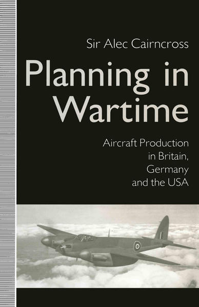 Planning in Wartime - Coverbild