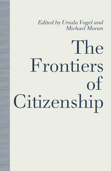 The Frontiers of Citizenship - Coverbild