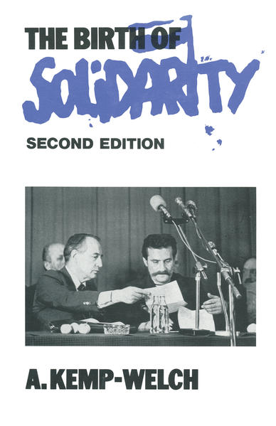 The Birth of Solidarity - Coverbild