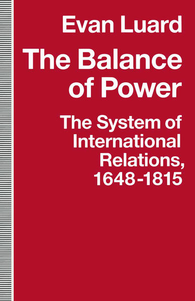 The Balance of Power - Coverbild