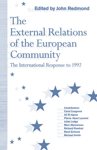 The External Relations of the European Community - Coverbild