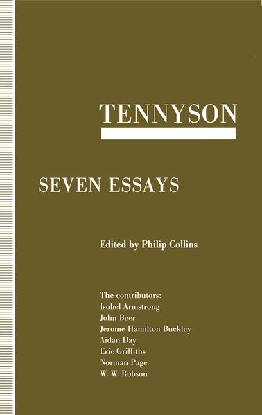 Tennyson - Coverbild