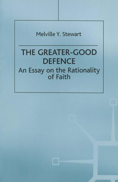 The Greater-Good Defence - Coverbild