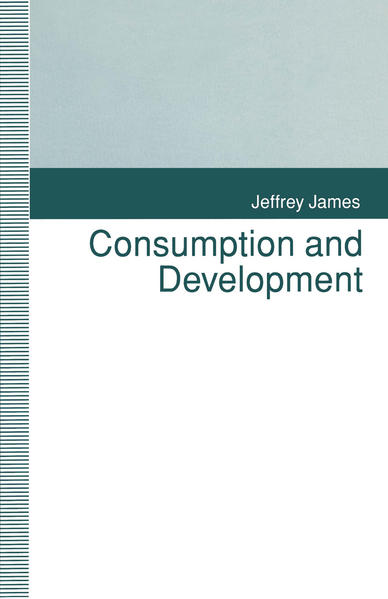 Consumption and Development - Coverbild