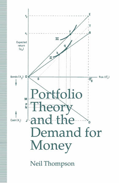 Portfolio Theory and the Demand for Money - Coverbild