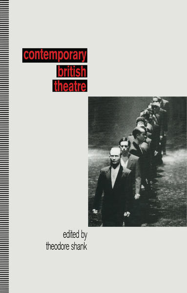 Contemporary British Theatre - Coverbild