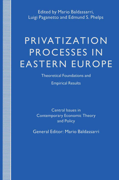 Privatization Processes in Eastern Europe - Coverbild