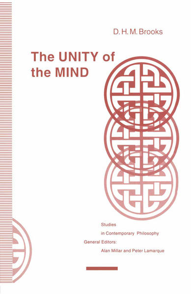 The Unity of the Mind - Coverbild