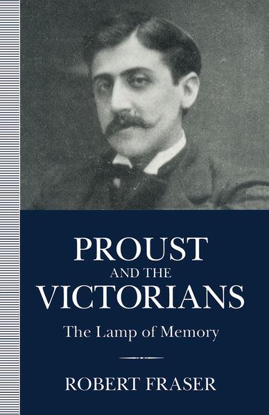 Proust and the Victorians - Coverbild