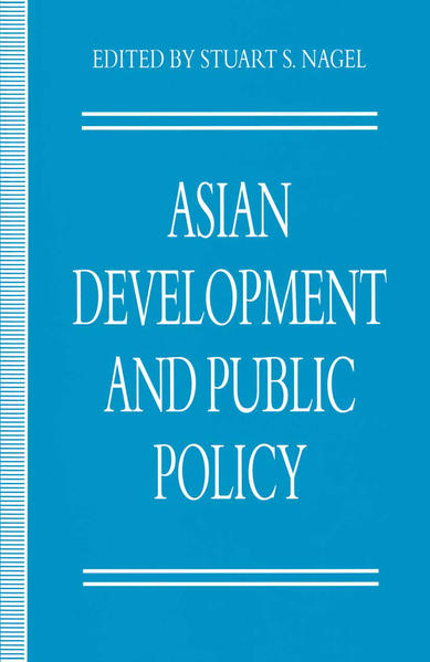 Asian Development and Public Policy - Coverbild
