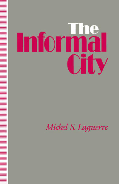 The Informal City - Coverbild