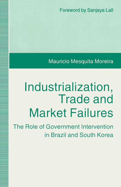 Industrialization, Trade and Market Failures - Coverbild