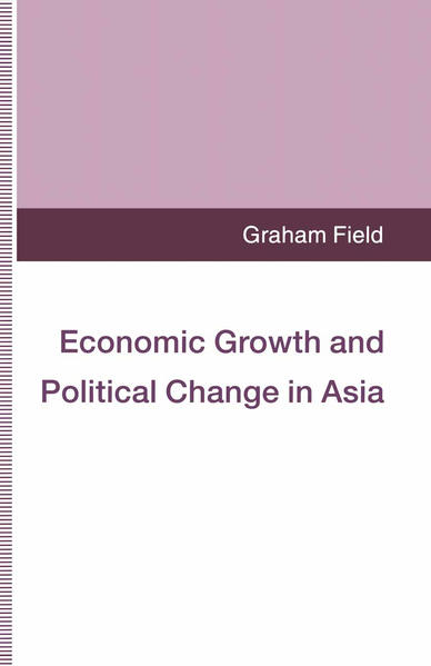 Economic Growth and Political Change in Asia - Coverbild