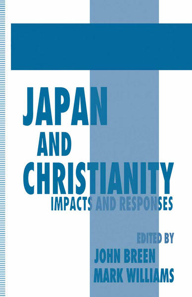 Japan and Christianity - Coverbild