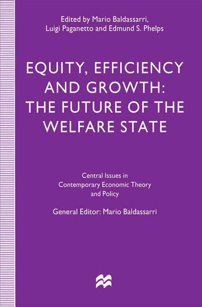 Equity, Efficiency and Growth - Coverbild