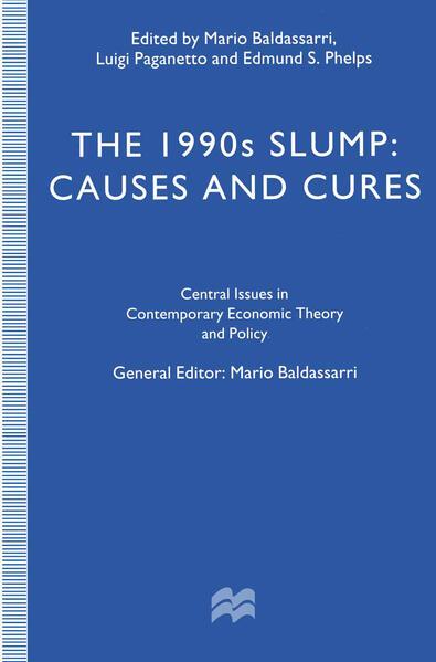 The 1990s Slump - Coverbild