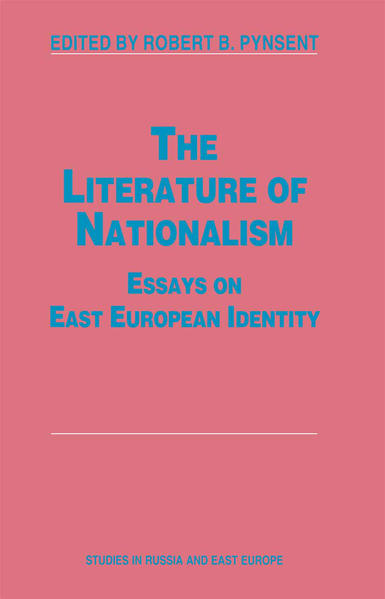 The Literature of Nationalism - Coverbild