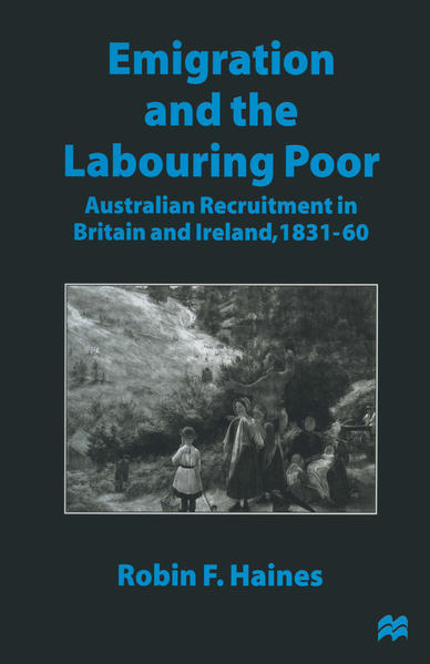 Emigration and the Labouring Poor - Coverbild