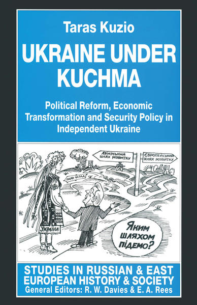 Ukraine under Kuchma - Coverbild