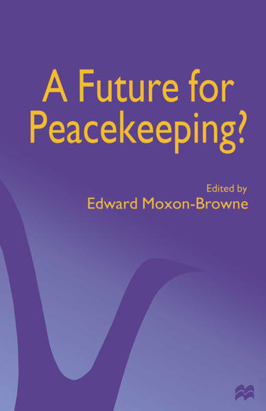 A Future for Peacekeeping? - Coverbild