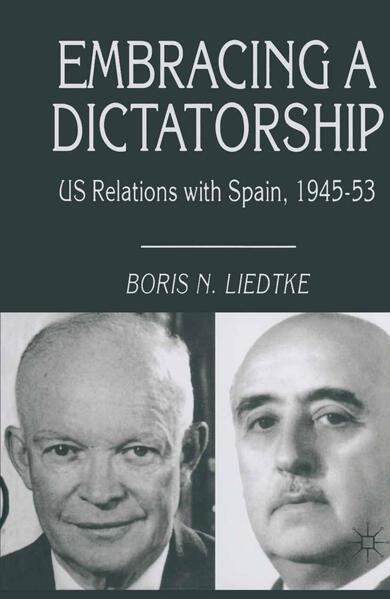 Embracing a Dictatorship - Coverbild