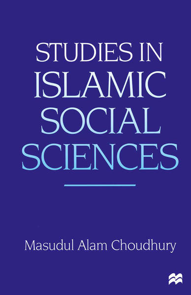 Studies in Islamic Social Sciences - Coverbild
