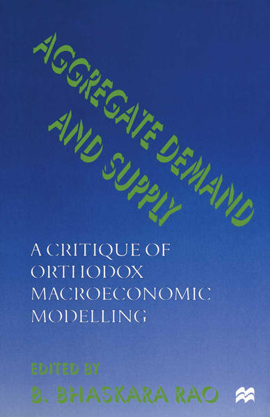 Aggregate Demand and Supply - Coverbild