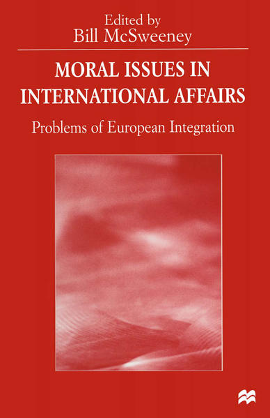 Moral Issues in International Affairs - Coverbild
