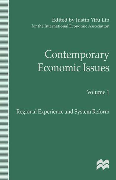 Contemporary Economic Issues - Coverbild