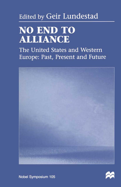No End to Alliance - Coverbild