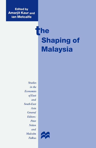 The Shaping of Malaysia - Coverbild