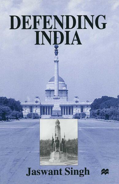 Defending India - Coverbild