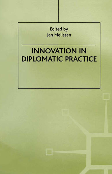 Innovation in Diplomatic Practice - Coverbild