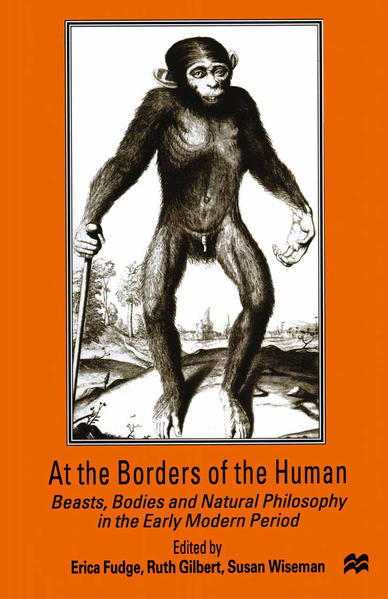 At the Borders of the Human - Coverbild