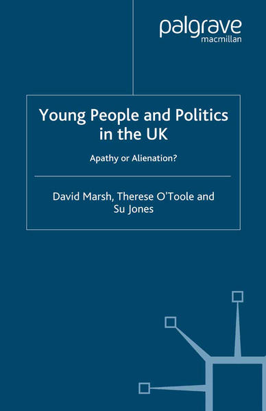 Young People and Politics in the UK - Coverbild