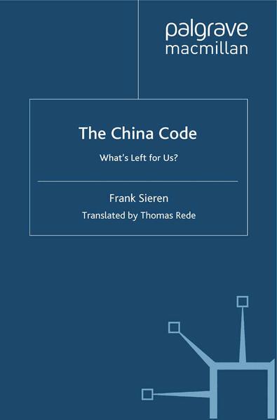 The China Code - Coverbild