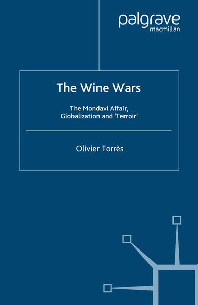 The Wine Wars - Coverbild