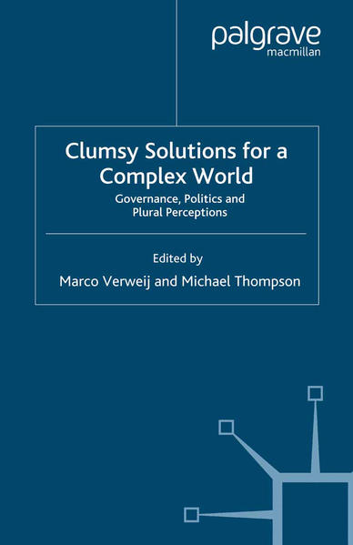 Clumsy Solutions for a Complex World - Coverbild