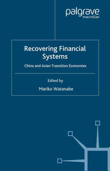 Recovering Financial Systems - Coverbild